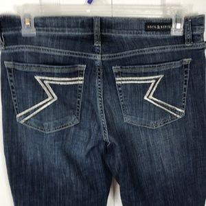 Rock & Republic Jeans Womens Size 14 Kendall Jeans